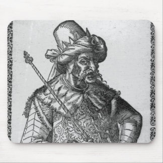 Attila el Hun Alfombrilla De Ratones