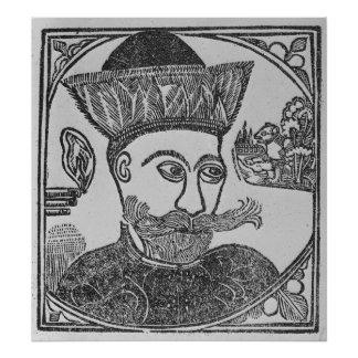 Attila el Hun Póster