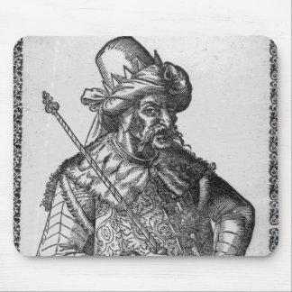 Attila el Hun Alfombrillas De Ratones