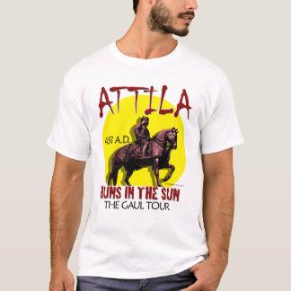 """Attila """"Huns en viaje del Sun"""" (la luz de los Playera"""