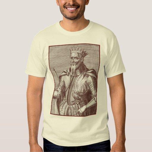 Attila, King of the Huns, Scourge of God Tshirt