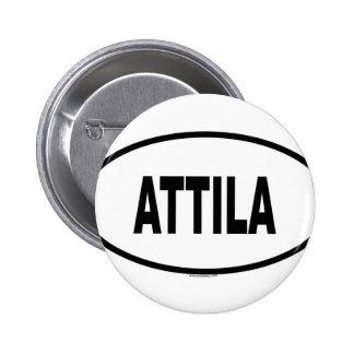 ATTILA PINBACK BUTTON