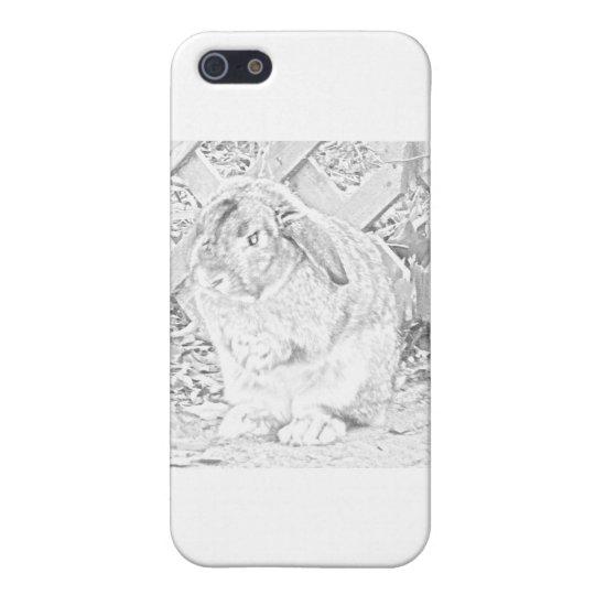 Attila the Bun iPhone SE/5/5s Case