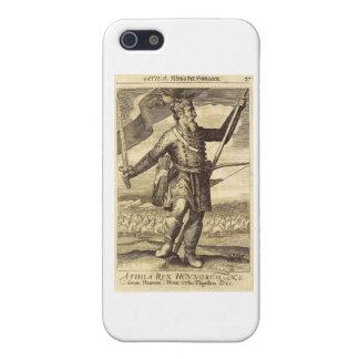 attila-the-hun-3 iPhone SE/5/5s case