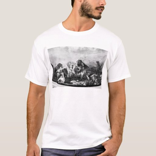Attila the Hun  and his hordes T-Shirt