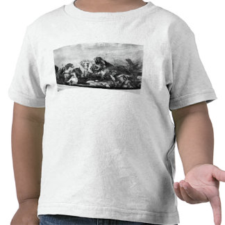 Attila the Hun  and his hordes Tee Shirts