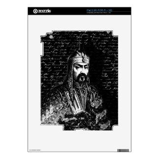 Attila the Hun iPad 2 Skins