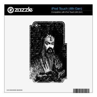 Attila the Hun iPod Touch 4G Skin