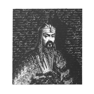 Attila the Hun Notepad