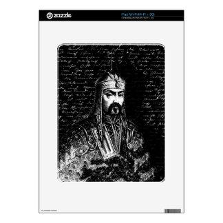 Attila the Hun Skin For The iPad