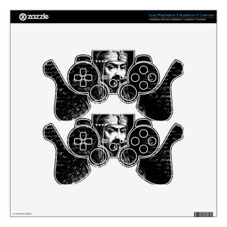Attila the Hun Skins For PS3 Controllers