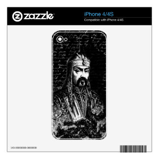 Attila the Hun Skins For The iPhone 4S