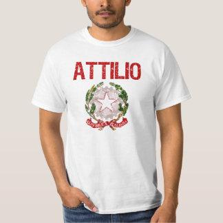 Attilio Italian Surname T Shirts