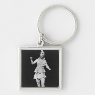 Attis dancing, Hellenistic period Keychain