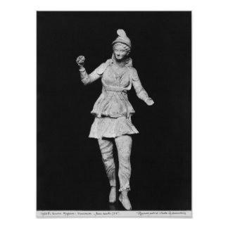 Attis dancing, Hellenistic period Posters