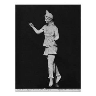 Attis dancing, Hellenistic period Poster