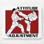 Attitude Adjustment Mousepad
