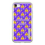 Attitude Alert (Purple) iPhone 7 Incipio Incipio DualPro Shine iPhone 7 Case