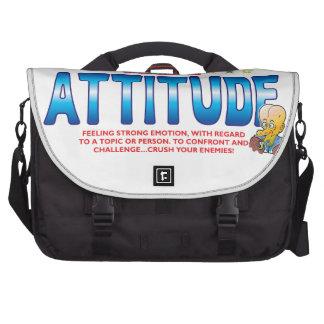 Attitude Bum Head Commuter Bag