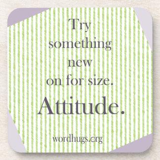 Attitude Coasters