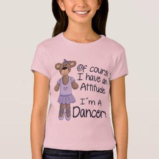 Attitude Dancer T-Shirt