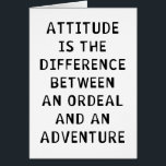 """Attitude Difference Card<br><div class=""""desc"""">See More at http://Label-Me-Happy.com</div>"""