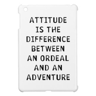 Attitude Difference Cover For The iPad Mini