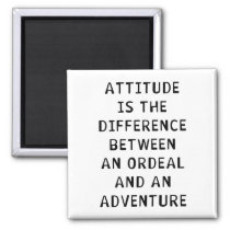 Attitude Difference Magnet