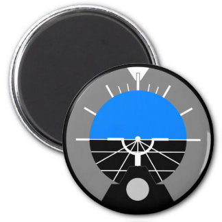 Attitude Indicator Gauge Magnet