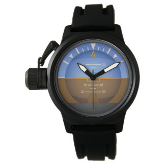 Attitude Indicator Wrist Watch