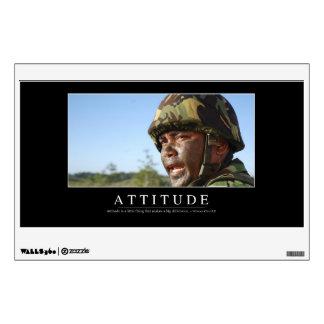 Attitude: Inspirational Quote Wall Decor
