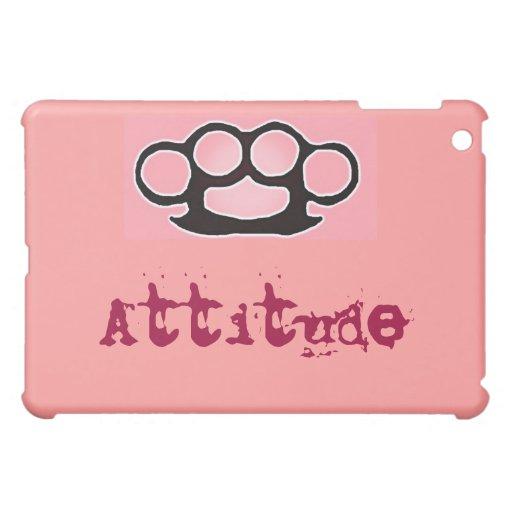 Attitude Ipad Case