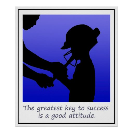 is attitude the key to success essay