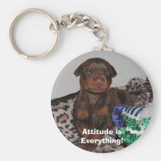 Attitude isEverything! Key Chain