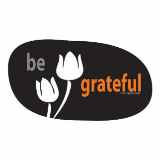 Attitude of Gratitude Sculpture