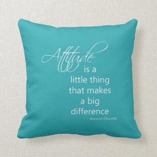 Attitude Pillows