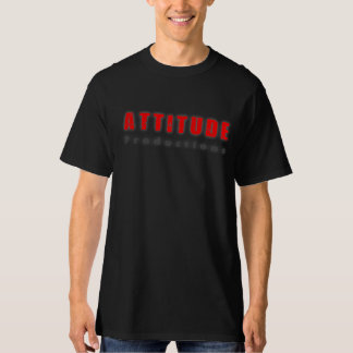 Attitude Productions T-Shirt # 1