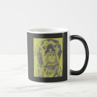 Attitude Puggle Face Magic Mug
