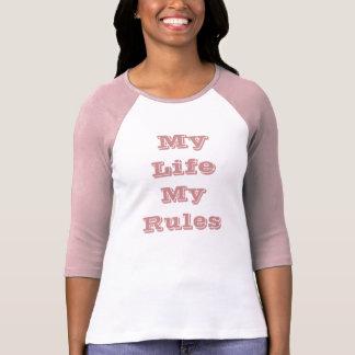 Attitude Quote 3/4 Sleeve Raglan T-Shirt