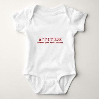 Attitude Red Shirt