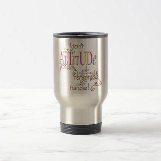 Attitude - Travel/Commuter Mug