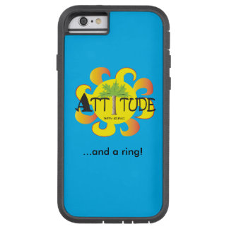Attitude With Bling Tough Xtreme iPhone 6 Case