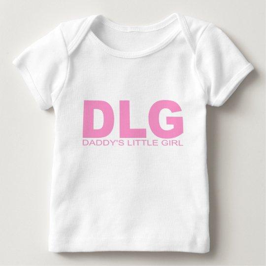 "Attitudes - ""Daddy's Little Girl"" Baby T-Shirt"