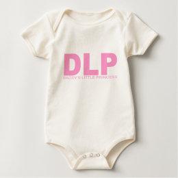 "Attitudes - ""Daddy's Little Princess"" Baby Bodysuit"