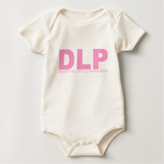 "Attitudes - ""Daddy's Little Princess"" Baby Bodysuit"