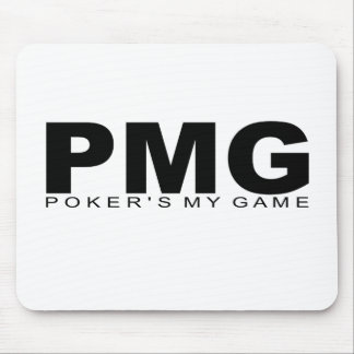 """Attitudes - """"Poker's My Game"""" Mouse Pads"""