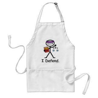 Attorney Adult Apron