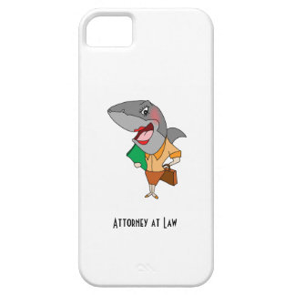 Attorney at Law iPhone 5 Case