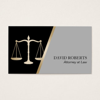 Lawyer Business Cards - Attorney business cards templates