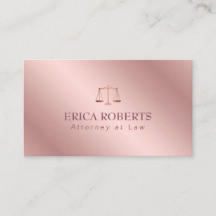 Lawyer Business Cards Zazzle